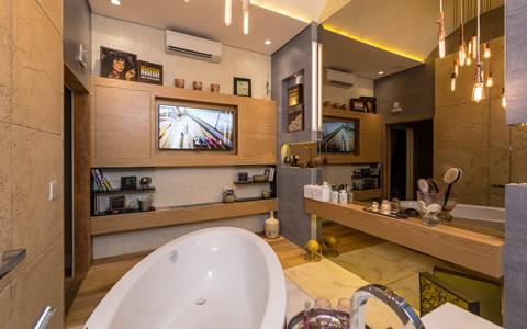 Carvalho Madeiras Banheiros