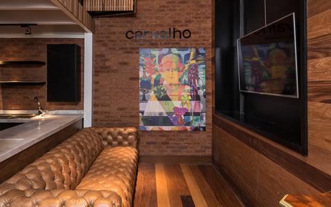 Carvalho Madeiras Home Theater
